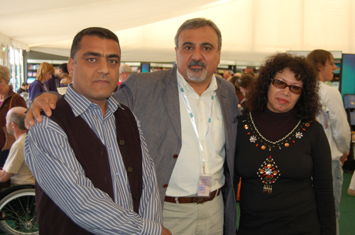 Samuel Shimon and Iraqi authors
