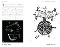 Banipal 58-pages 144-145 Yahya al-Sheikh and his drawings