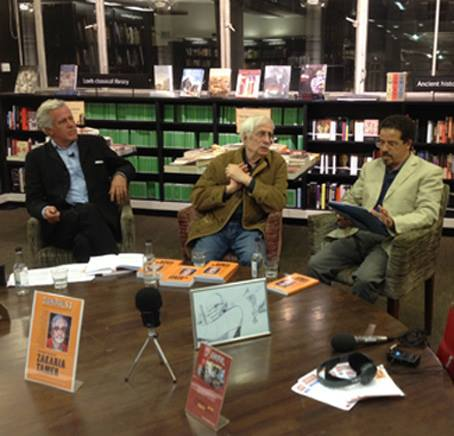 An Evening with Zakaria Tamer at Waterstones' Piccadilly