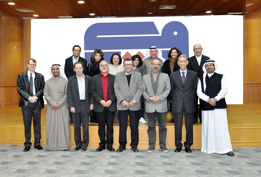 AlMultaqa Prize Trustees and Advisors at the Launch of the Prize on 10 December 2015