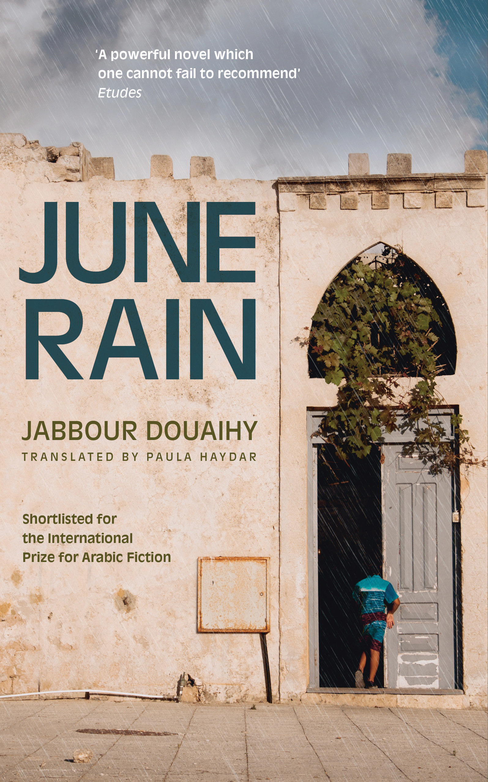 Image of Front Cover of 'June Rain'