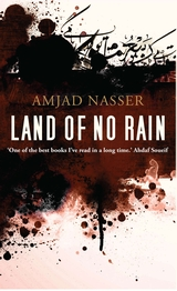 Cover of Land of No Rain by Amjad Nasser