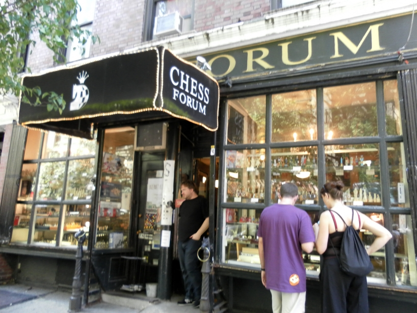 Chess Forum New York City