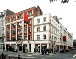 Foyles Charing Cross Road