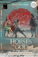 Horses of God by Mahhi Binebine front cover