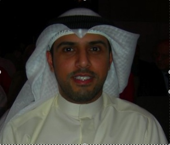 Saud Alsanousi, author of The Bamboo Stalk