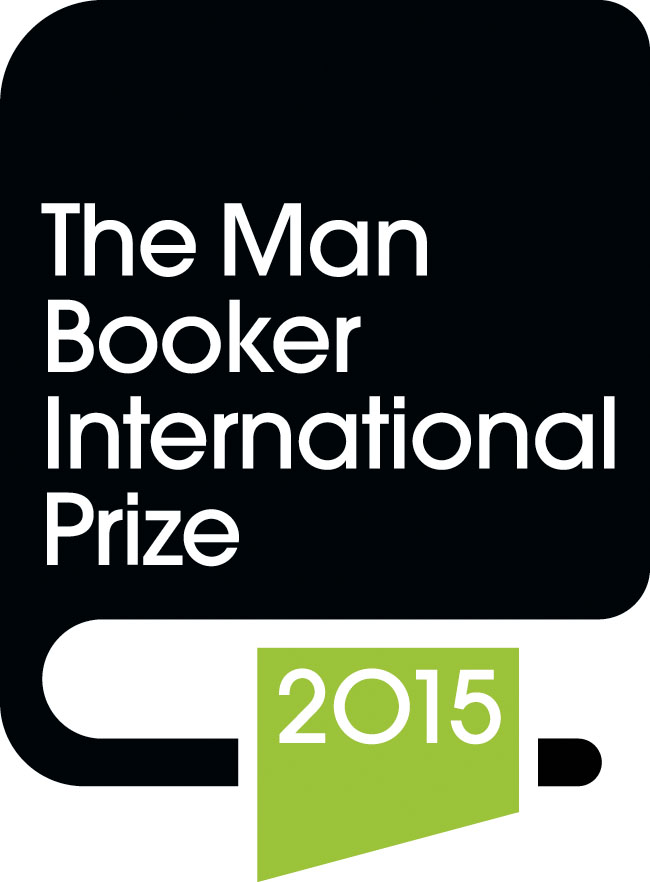 Man Booker International Prize logo 2015