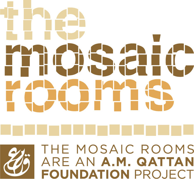 The Mosaic Rooms Logo