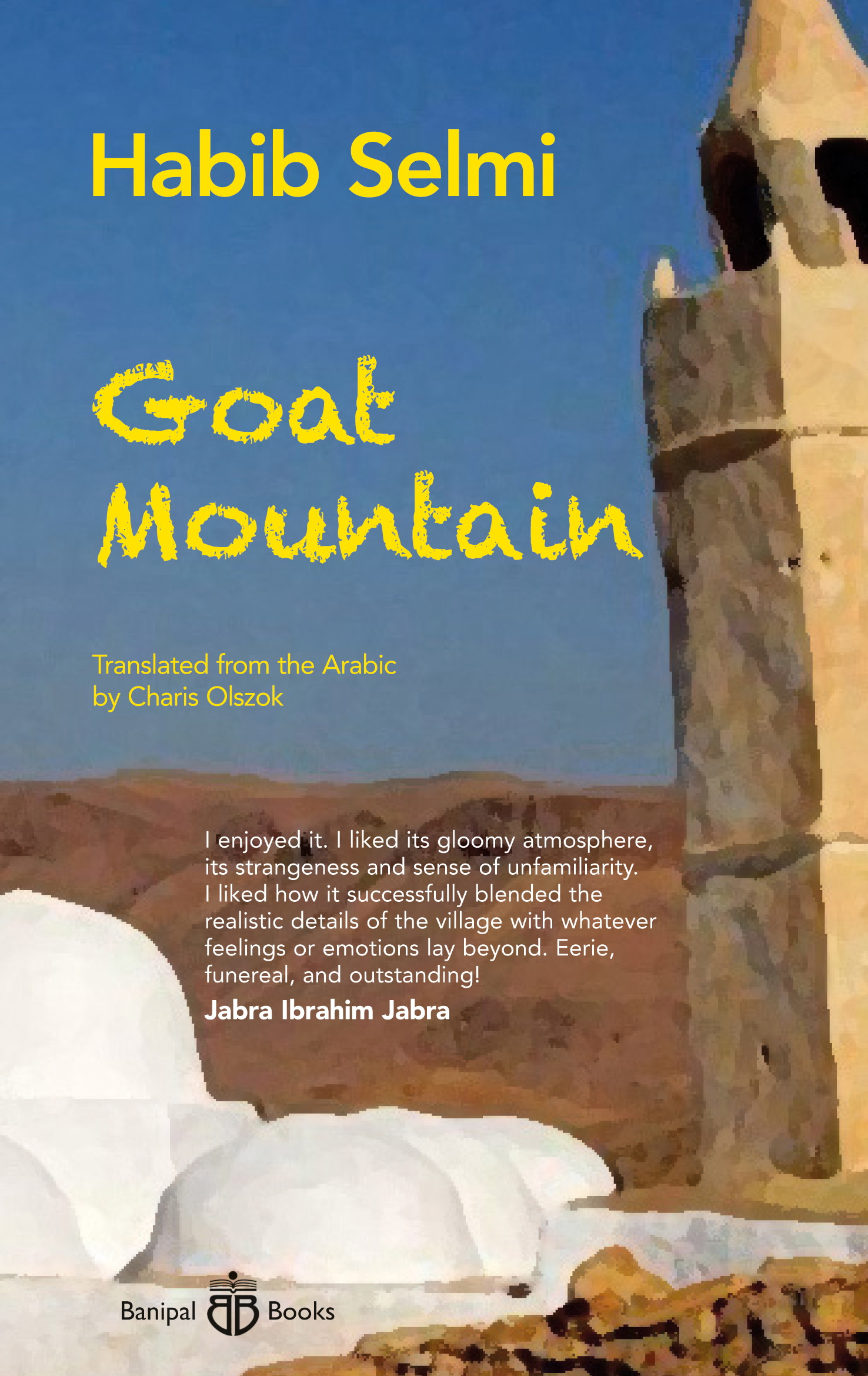 Front cover of Goat Mountain by Habib Selmi