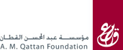 A M Qattan Foundation Logo