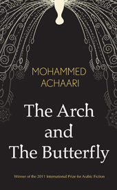 Front Cover of The Arch and The Butterfly