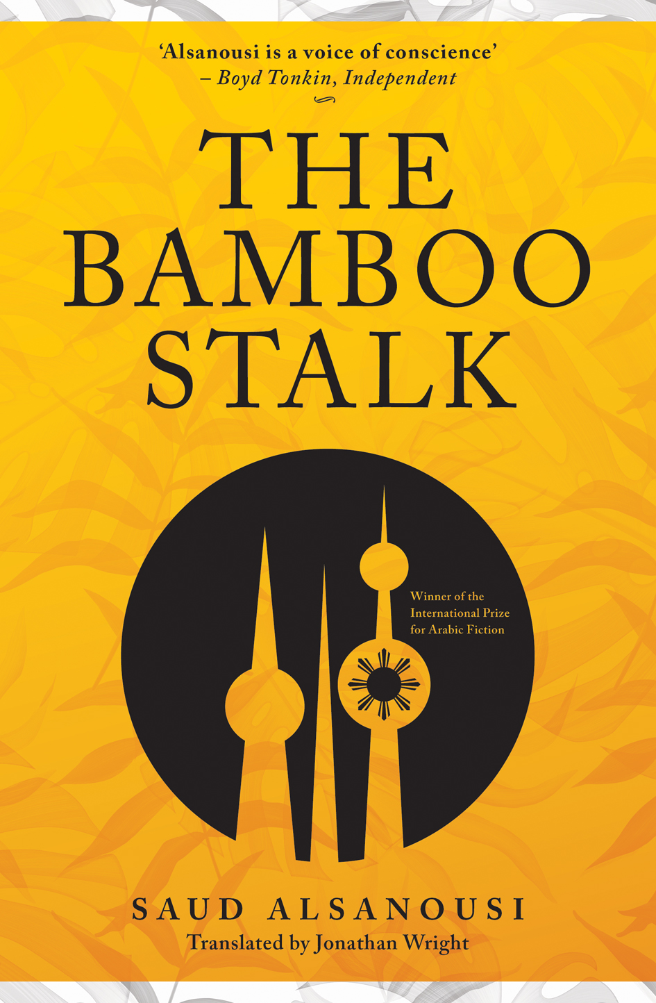The Bamboo Stalk front cover