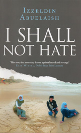Front Cover: I Shall Not Hate