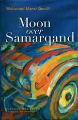 Moon over Samarqand front cover