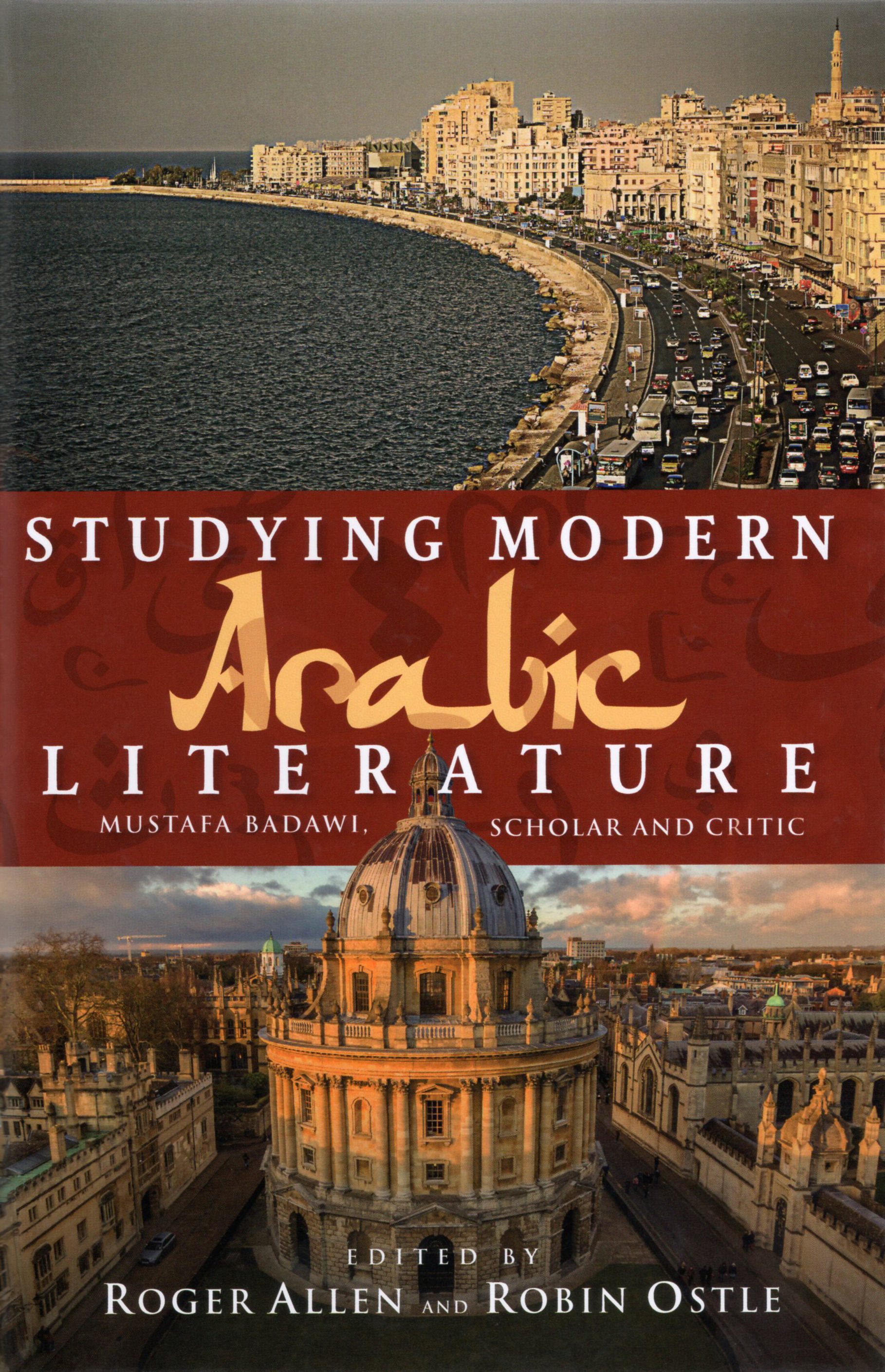 Image of Studying Modern Arabic Literature: Mustafa Badawi, Scholar and Critic