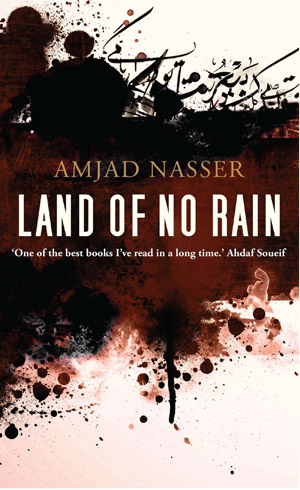 Land of No Rain front cover