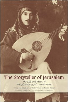 Front cover of The Storyteller of Jerusalem