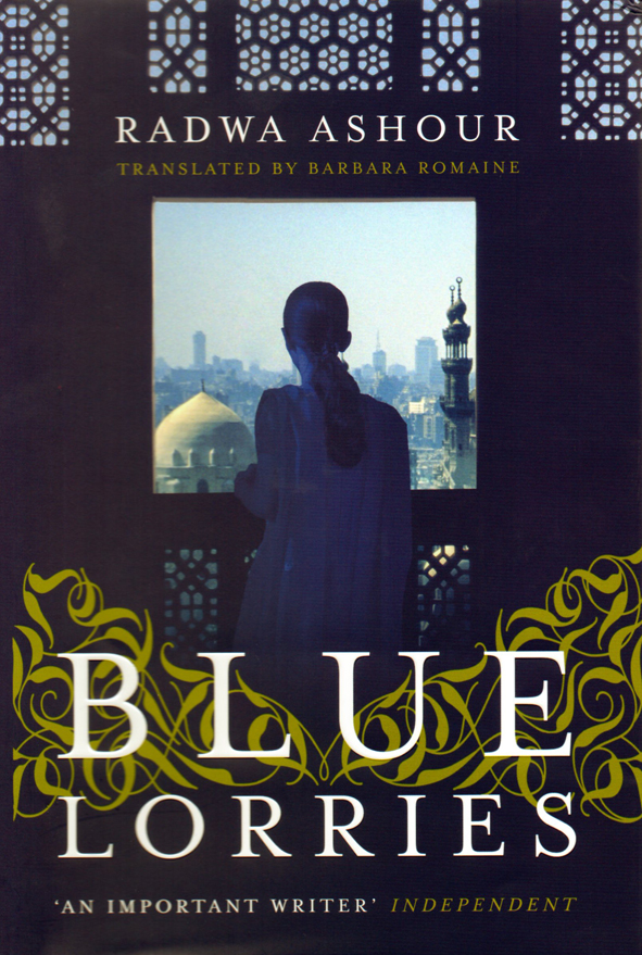 Blue Lorries_book cover