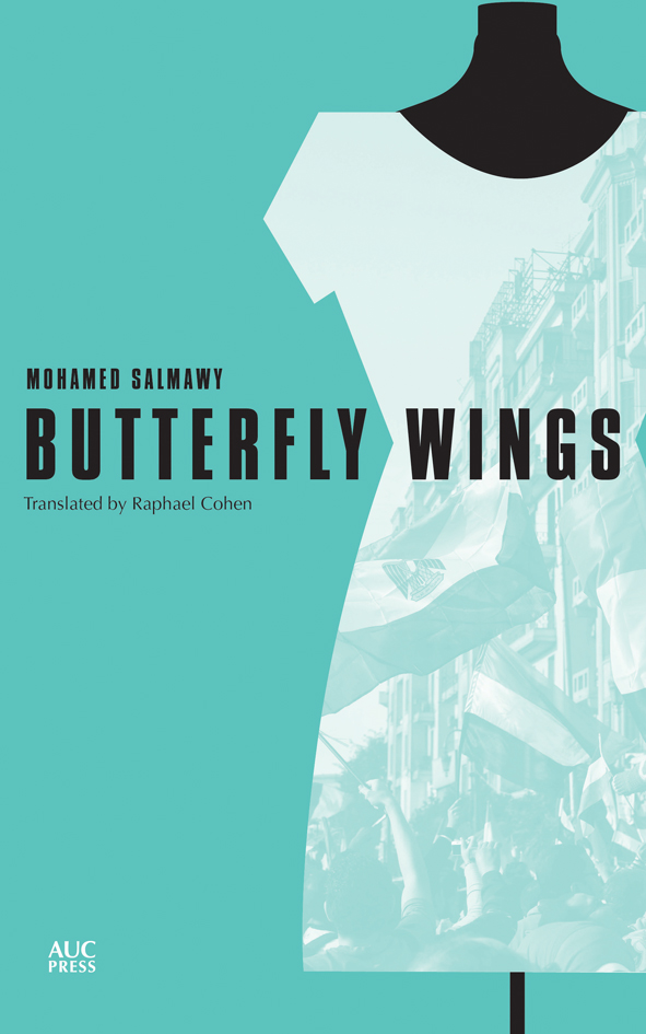 Butterfly wings_book cover