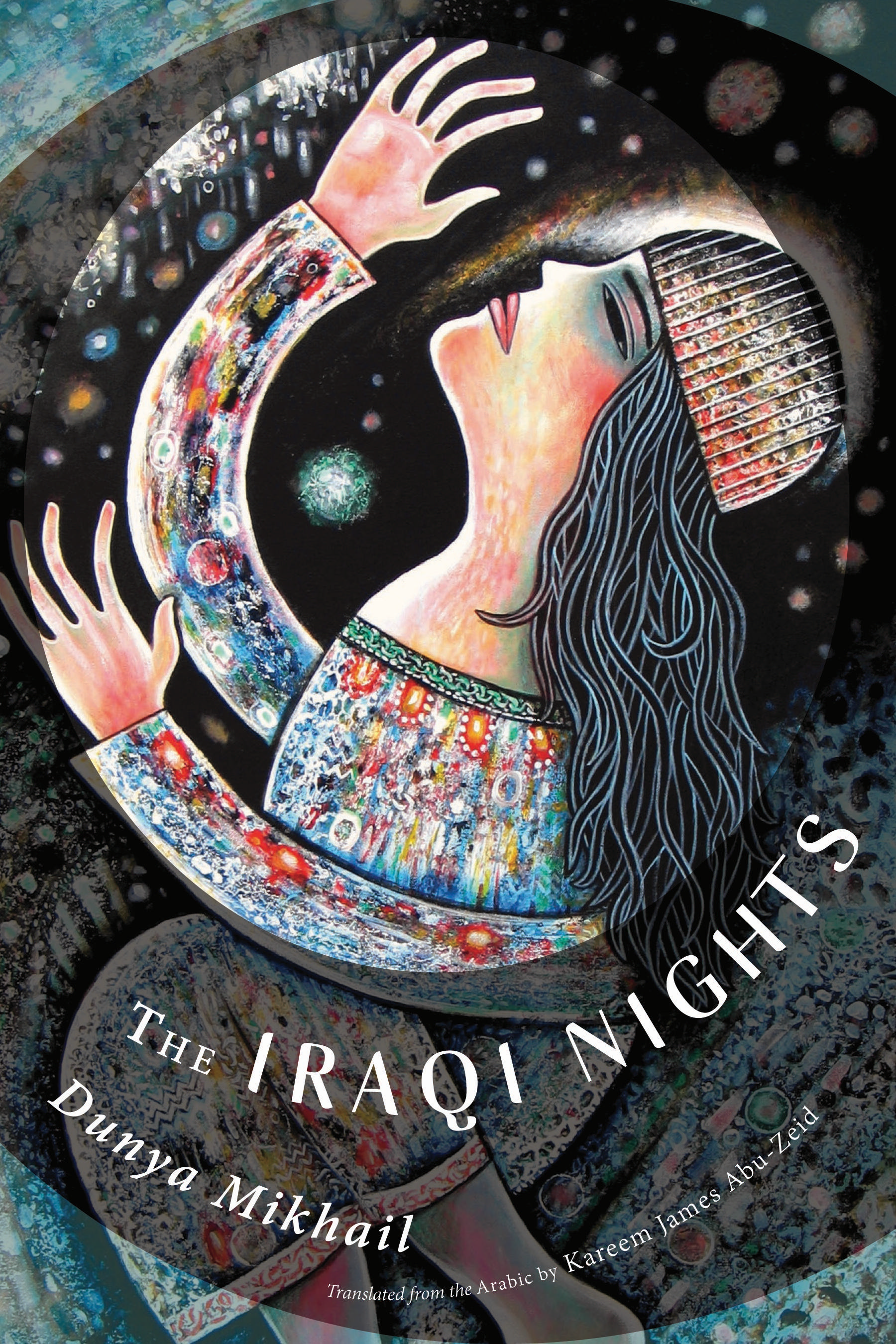 The Iraqi Nights_book cover