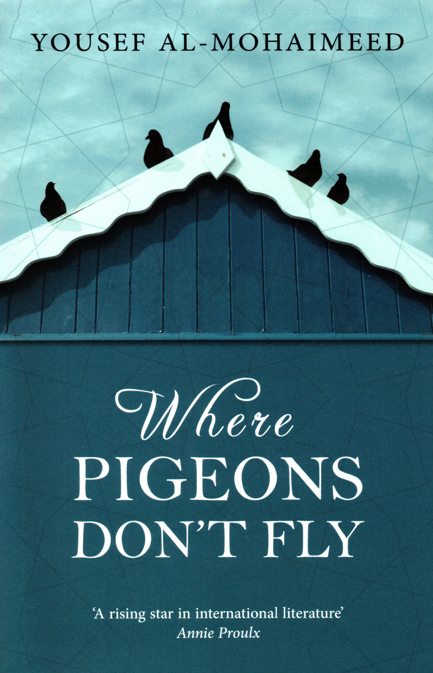 Where Pigeons Don't Fly_book cover