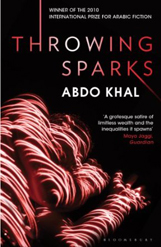 Front cover of Throwing Sparks