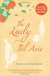 FRont cover of Lady from Tel Aviv